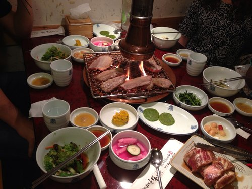 cocoling, Letto, 代購, 出國, 預購, 韓國烤肉, 韓國, 明洞, 旅行, 八色烤肉, 出國必買,