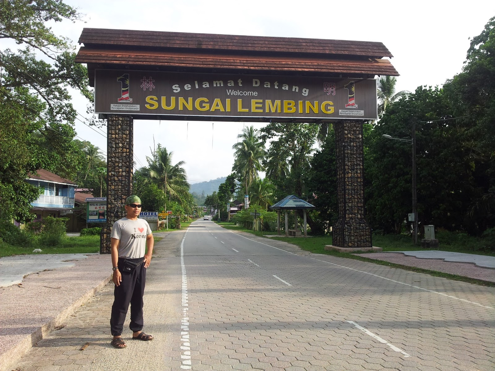 Image result for pekan sungai lembing