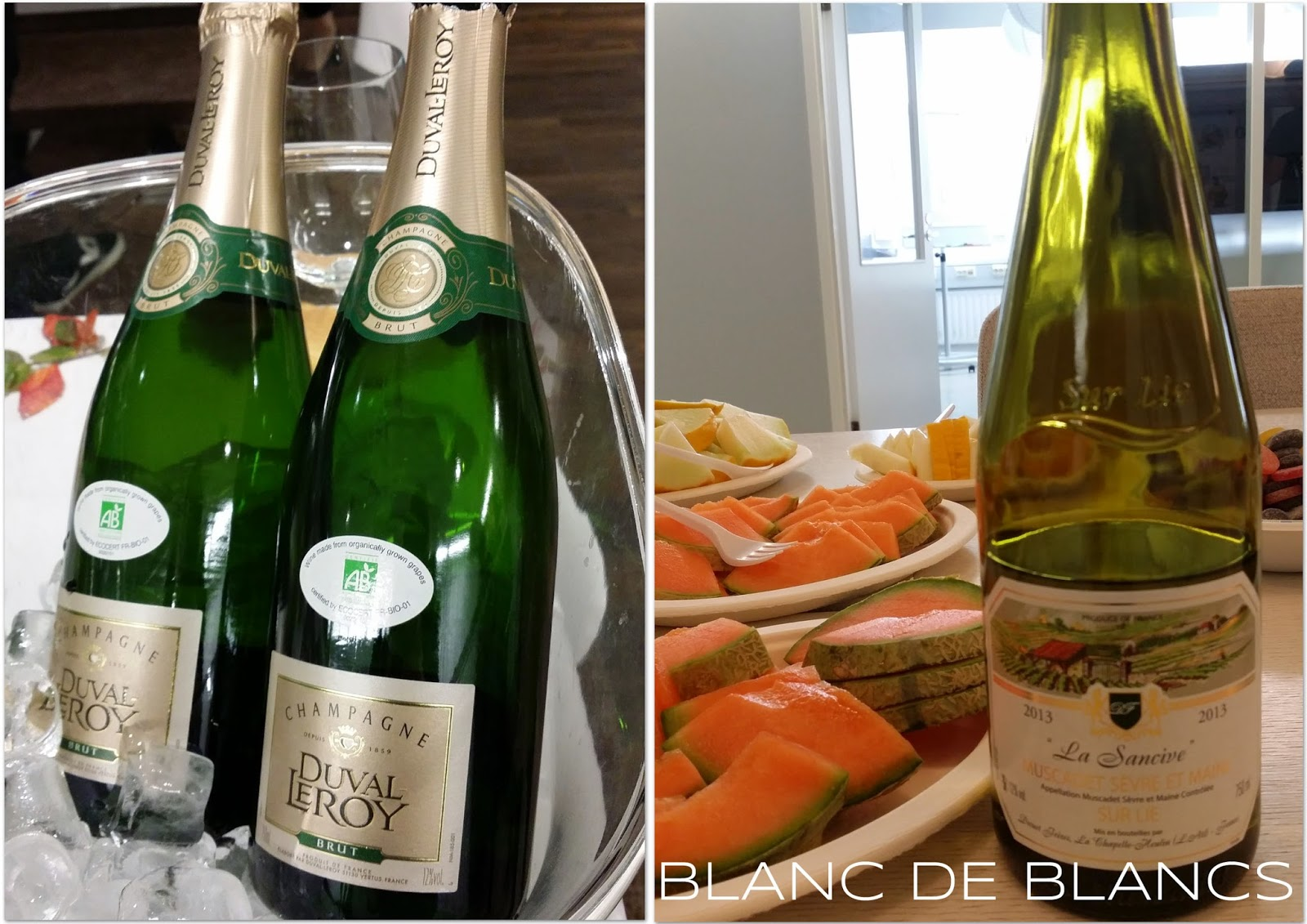 Viinit simpukoille - www.blancdeblancs.fi