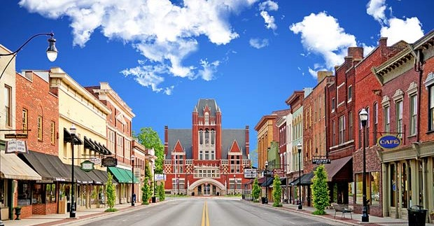 The Rural Blog List Ranks 50 Best Small Town Main Streets