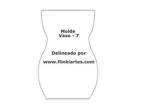 Moldes Para Fazer Vaso De Caixa De Leite E Junto P A P