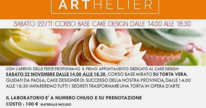 Corsi di cake design novembre/dicembre 2014: a Varese ...