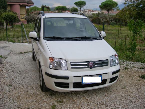 Fiat Panda 1.2 classic anno 2011 30.000 km con clima - 6.500,00 Euro