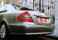 baul llanta Mercedes Benz E320 CDI