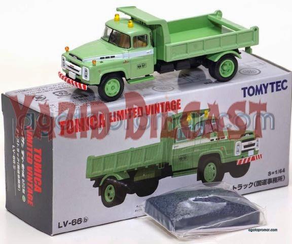Tomica Limited Vintage LV - 66