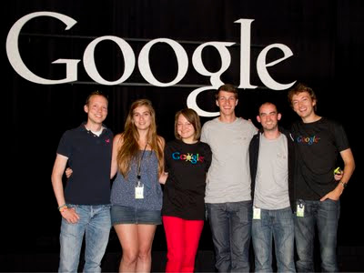 My BOLDest summer yet: A recap from the frontlines of a Google internship