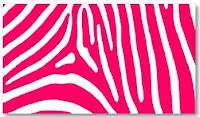 fondo cebra rosa