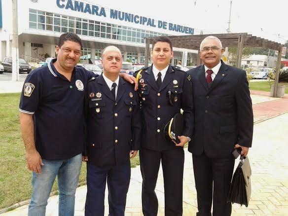 Com Carlinhos Silva, Professor João Alexandre e GM Oliveira