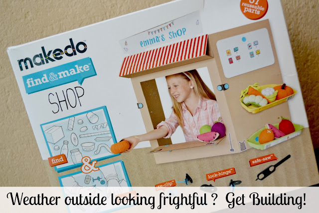 makedo, cardboard box play, makedo kits, makedo review, cardboard box market, buy makedo kits, makedo find and make review