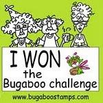 I won!  2/19/12