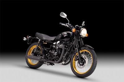 2012 Kawasaki W800 Special Edition