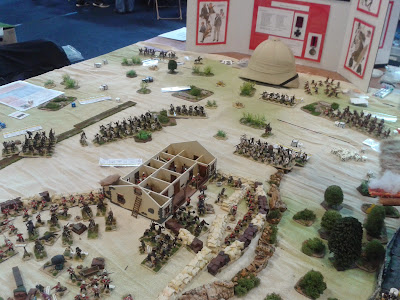28mm Rorke's Drift participation game by Rotherham Wargames Society picture 6