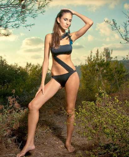 Arab bikini models