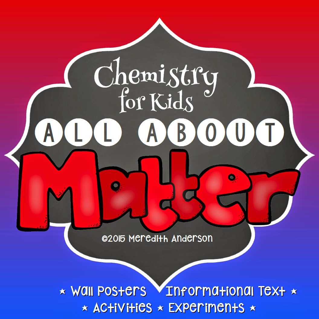 Matter! Chemistry for Kids
