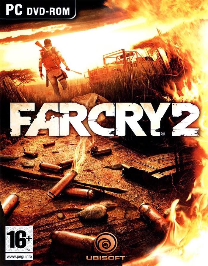 تحميل لعبة Far Cry 2 برابط واحد