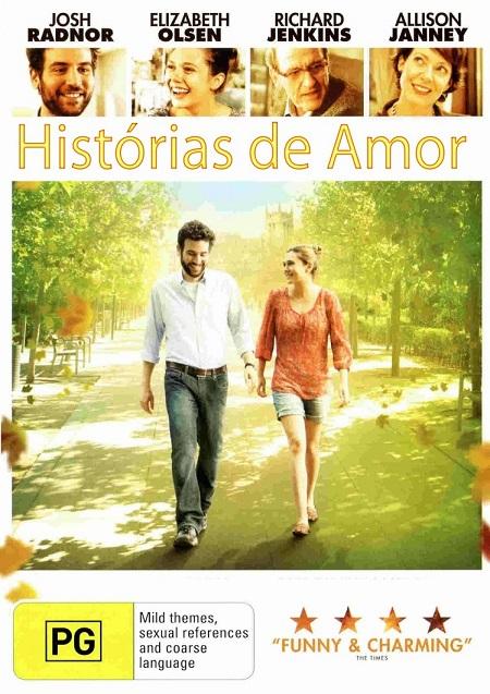 Histórias de Amor Dublado
