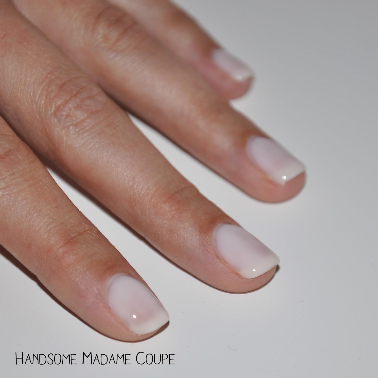 Hand-some Girls: CND Shellac UV-Nagellack
