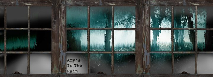 Amy's in the rain