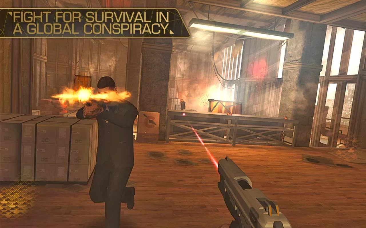 Deus Ex: The Fall screenshot3