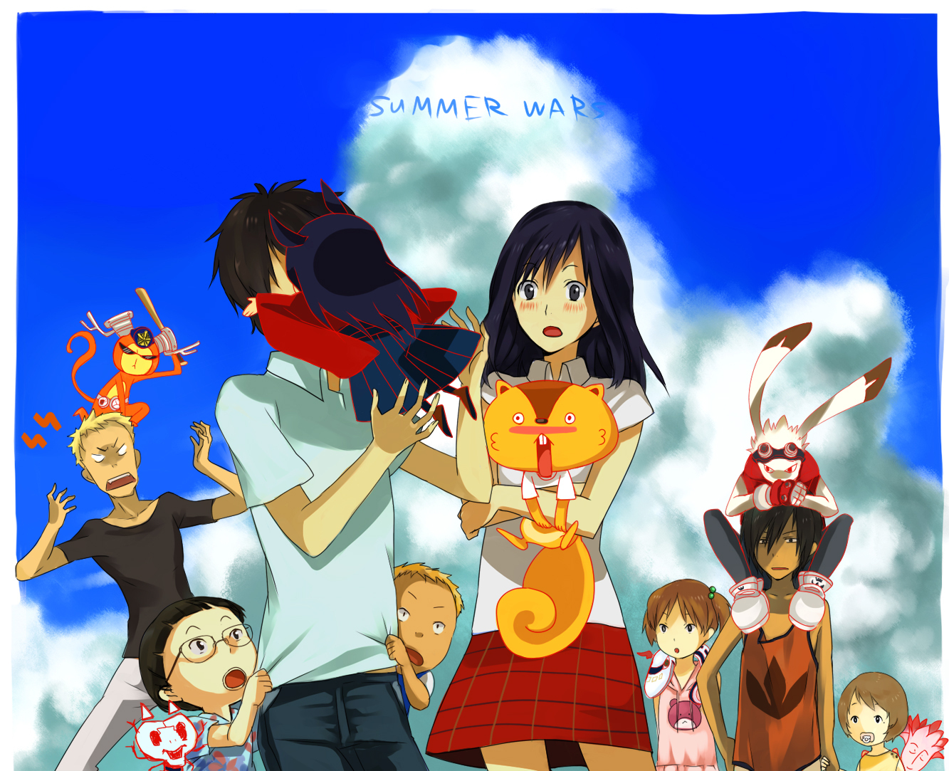 descargar summer wars