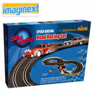 Amazon: Buy Play Nation Road Racing Set Rs.449