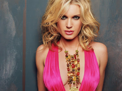 Hollywood Star Rebecca Romijn Hd Wallpaper