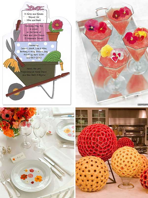 All About Everything 2012: Bridal Shower Ideas