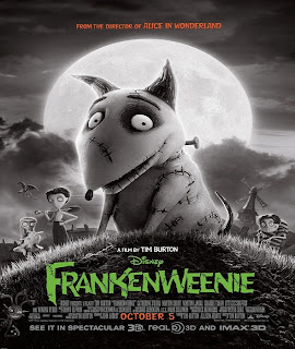 Frankenweenie (2012) DVDRip Free Download Watch Online