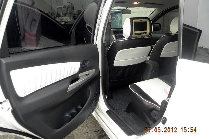 Interiors Modifikasi Toyota Avanza Veloz