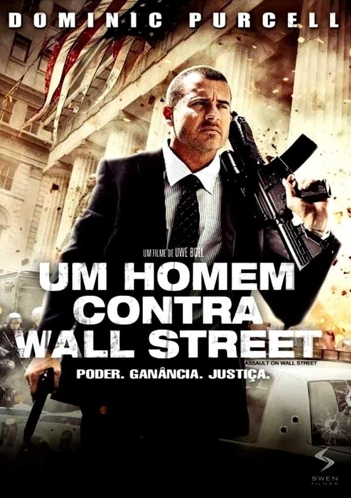 Um Homem Contra Wall Street Torrent - Blu-ray Rip 720p e 1080p Dual Áudio (2014)