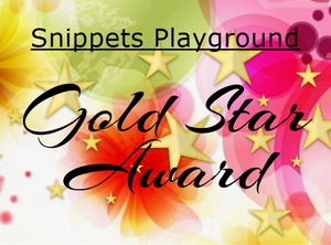 SO CHUFFED TO HAVE BEEN AWARDED THIS AGAIN