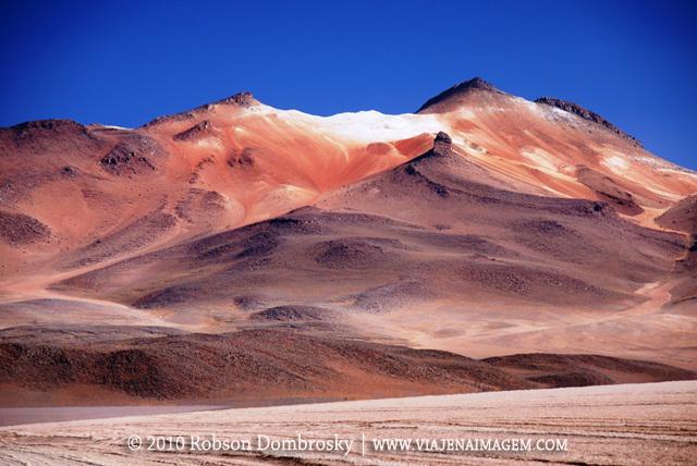 montanhas coloridas na bolivia
