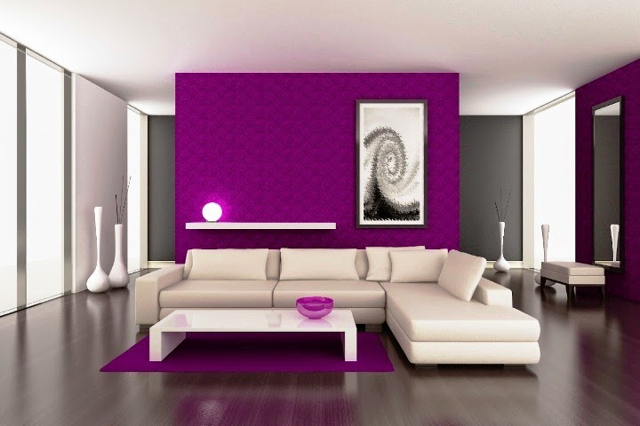 Creative wall painting ideas for living room for Living room painting designs ideas