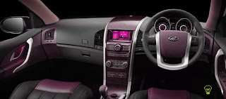 XUV500 Interior