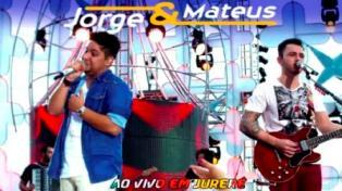 Lançamento 2012 de Jorge e Mateus