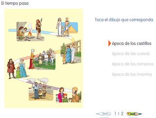 http://www.primerodecarlos.com/SEGUNDO_PRIMARIA/mayo/Unidad5-3/actividades/cono/lamina_tiempo/lamina_tiempo.swf