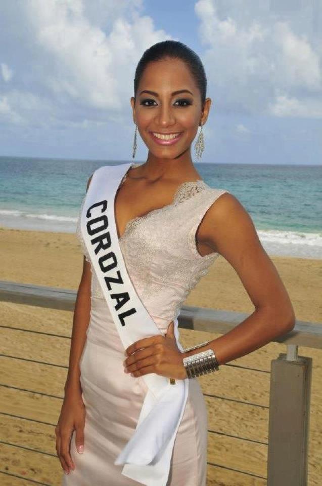 Fotos de la entrevista con el jurado, Miss Puerto Rico 2013
