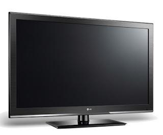 LG 42-inch LCD TV (42CS460)