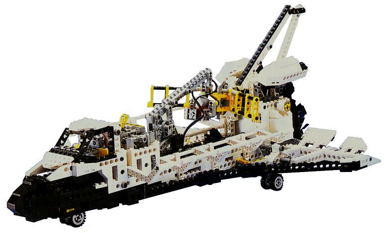 legoreve navette spatiale lego 8480. Black Bedroom Furniture Sets. Home Design Ideas