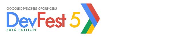 Google Developers Group (GDG) DevFest Cebu 2016