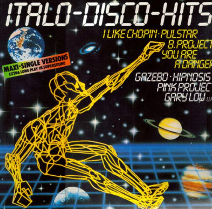 VA - Italo Disco Hits Vol. 1