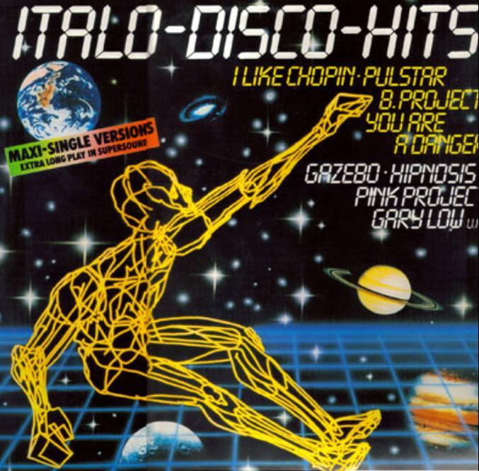 VA - Italo Disco Hits Vol. 1