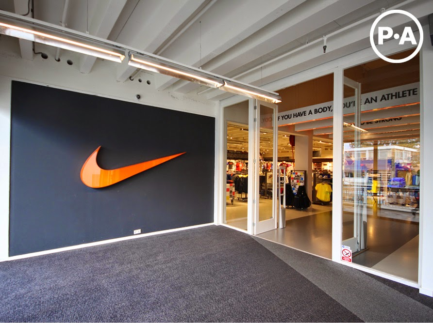 Credit to Personal Architecture BNA - Nike Factory Store