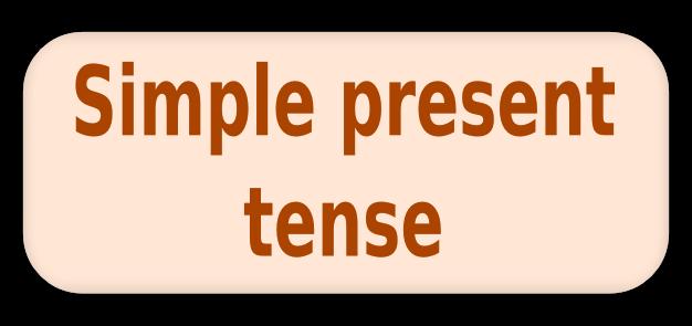 Simple Present Tense (Part 1) (Pelajaran 10)