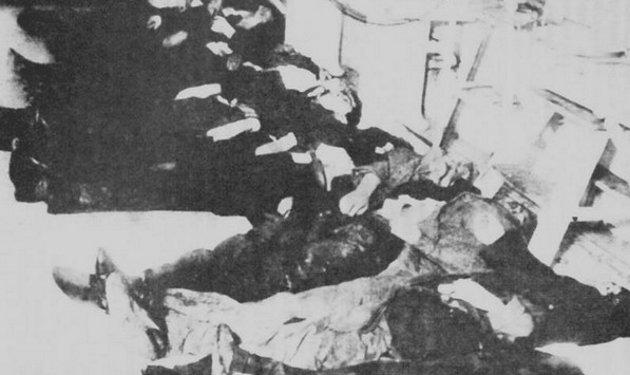 Las masacres más grandes de nuestra historia