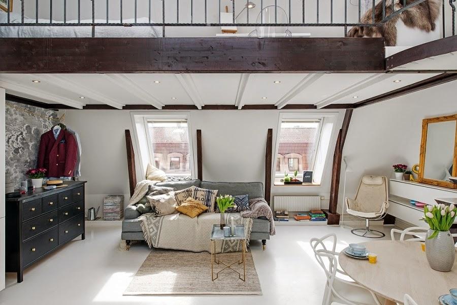 salon, białe wnętrza, kanapa
