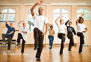 tai chi for well being