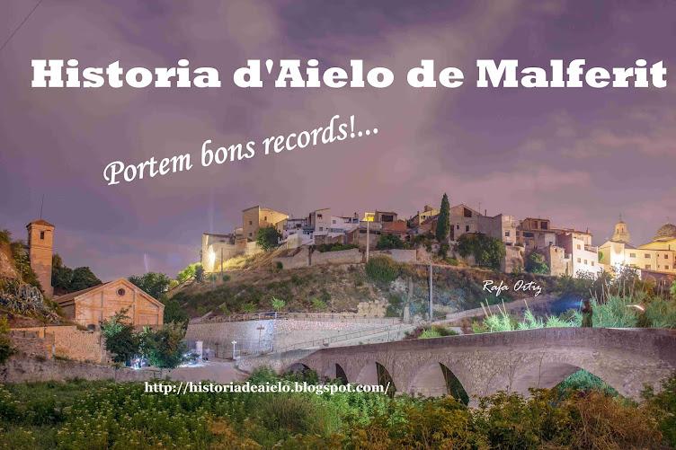 Història d'Aielo de Malferit