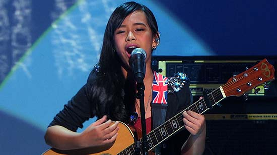 Gwyneth Dorado to sing on PNoy sixth SONA 2015