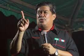 Mat Sabu Najib Jangan Main Dengan Mahathir